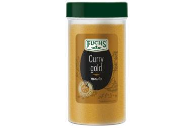 Curry gold moulu
