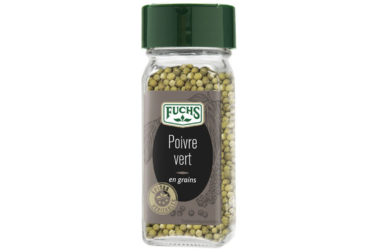 Poivre vert en grain