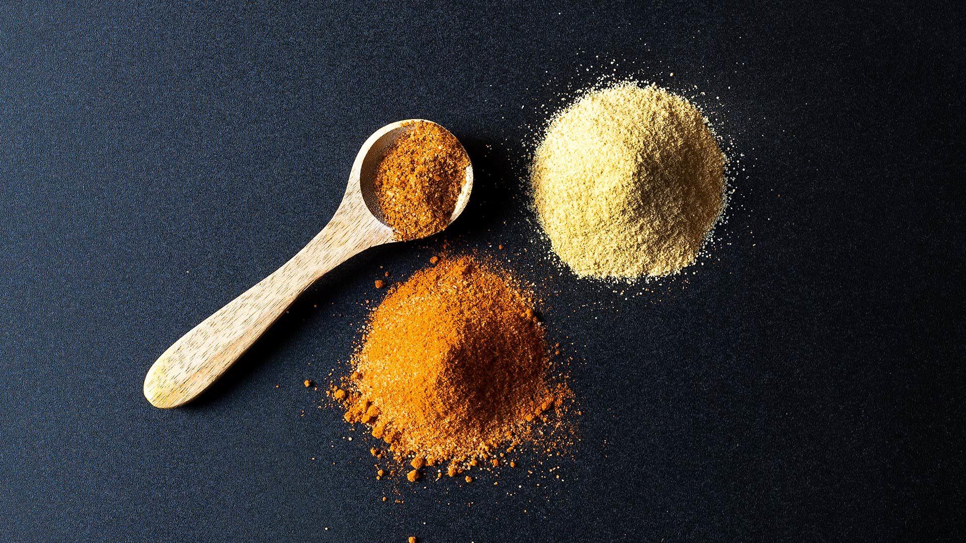 épices à base de sel